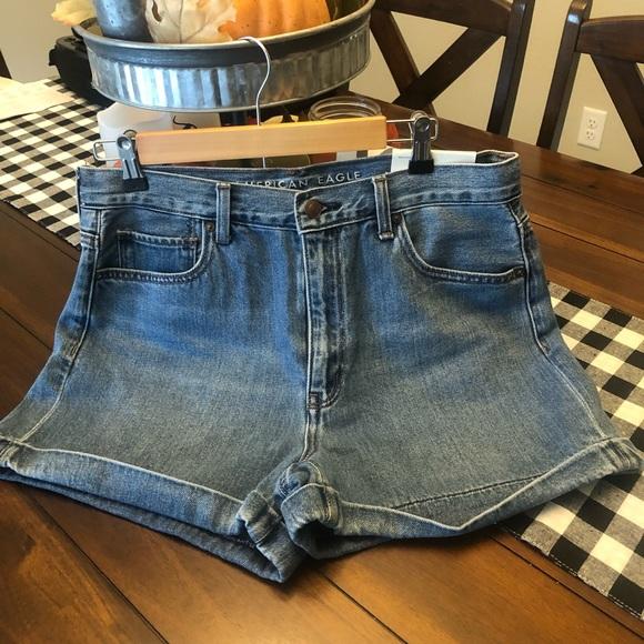 American Eagle Outfitters Pants - American Eagle Mom Shorts - NWT